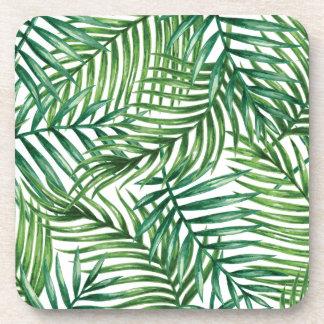 palmpattern02 coaster