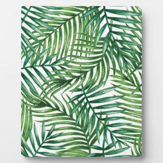 palmpattern02 plaque