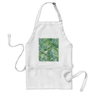 palmpattern02 standard apron