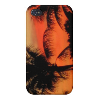 Palms at Sunset iPhone 4/4S Cover