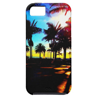 Palms iPhone 5 Case
