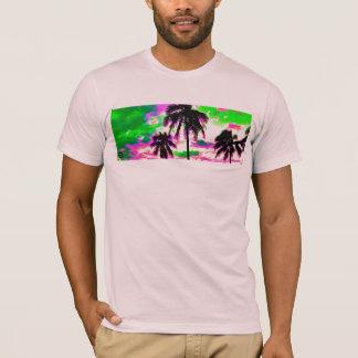 Palms Raised to a Doppler Sky T-Shirt
