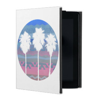 Palms Trees in Aztec Sunset iPad Covers