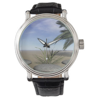 palms zen and steps watch