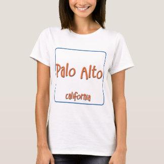 Palo Alto California BlueBox T-Shirt