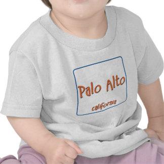 Palo Alto California BlueBox Tshirt