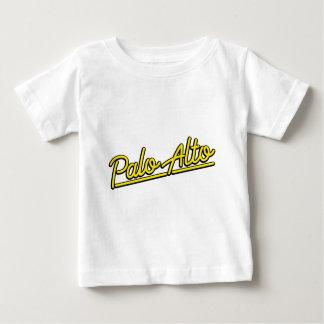 Palo Alto in yellow T Shirt