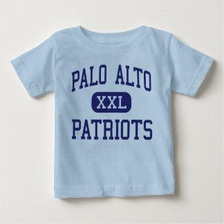 Palo Alto Patriots Middle Killeen Texas Shirts