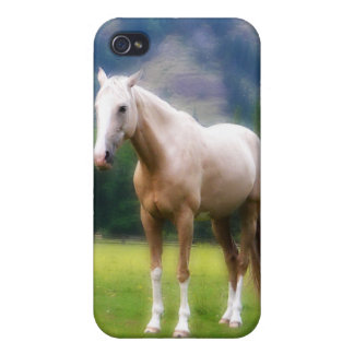 Palomino Dream Horse iPhone 4/4S Cover