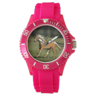palomino power pink watch