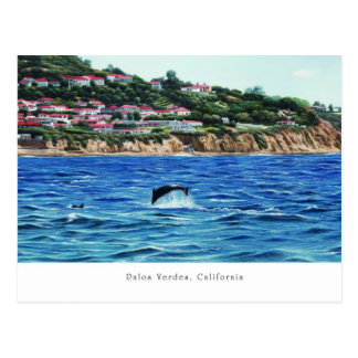 Palos Verdes Postcard