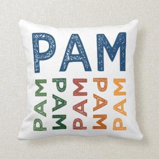 Pam Cute Colorful Cushion