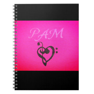 Pam Notebook
