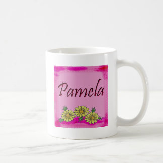 Pamela Daisy Mug