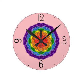 Pamela Design Clock