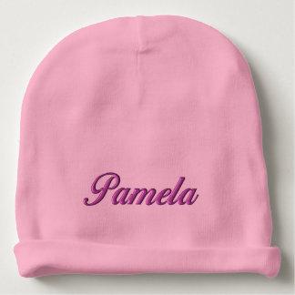 Pamela hat baby beanie