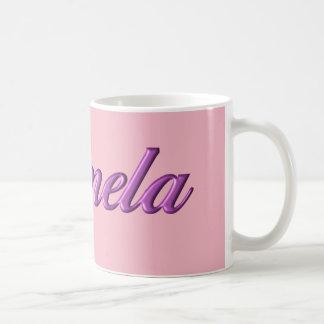 Pamela mug