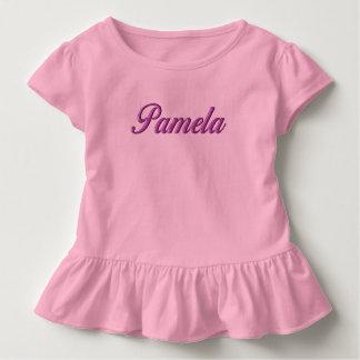 Pamela Toddler Toddler T-Shirt
