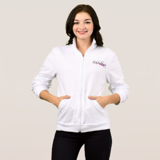 PAMOM Zippered Jacket