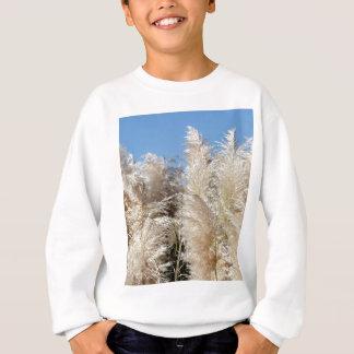 Pampas Grass with a Sunny Blue Sky Sweatshirt