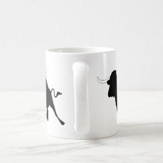 Pamplona Bull Coffee Mug