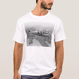 Pan American China Clipper and San Francisco 2 T-Shirt