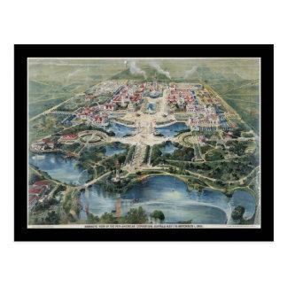 Pan American Exposition Buffalo1901 Postcard