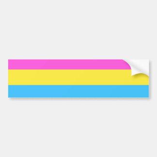 Pan Bumper Sticker
