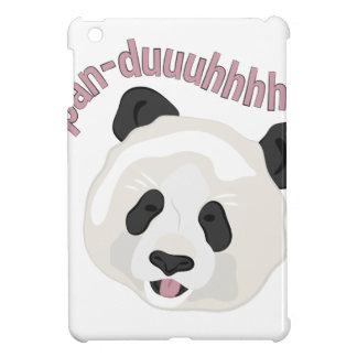 Pan-duuuhhhh iPad Mini Cases