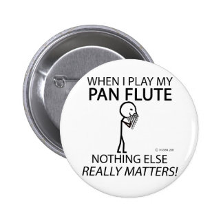 Pan Flute Nothing Else Matters Buttons