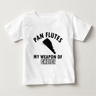 pan flutes choice baby T-Shirt