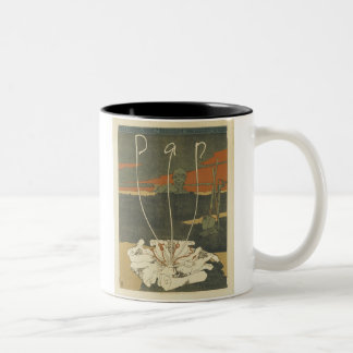 PAN, Joseph Sattler Two-Tone Coffee Mug