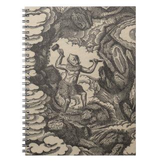 Pan-Kou-Chee, The Creator Notebook