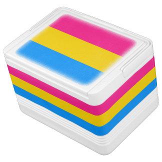Pan Pride Flag Cooler