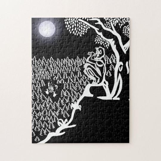 Pan Serenade Jigsaw Puzzle
