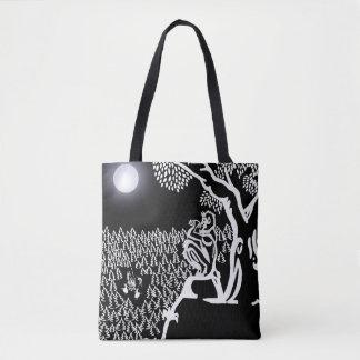 Pan Serenade Tote Bag