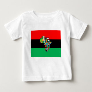 PanAfrican I Am More Than The Glass Ceiling Design Baby T-Shirt