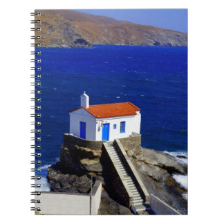 Panagia Thalassini - Andros Notebook
