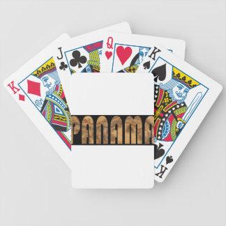 panama1864 bicycle playing cards