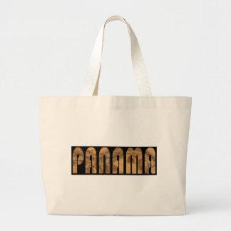 panama1864 large tote bag