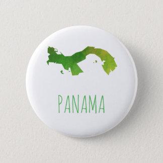 Panama 6 Cm Round Badge