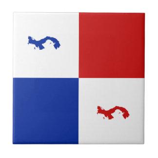 Panama Banner Ceramic Tile