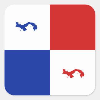 Panama Banner Sticker