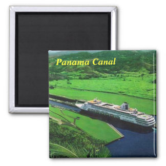 Panama Canal Fridge Magnets