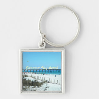 Panama City Beach Florida Key Ring