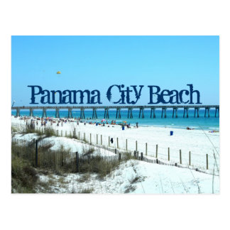 Panama City Beach, Florida Postcard