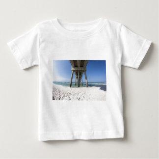 Panama City Beach Pier Baby T-Shirt