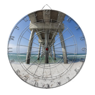 Panama City Beach Pier Dartboard