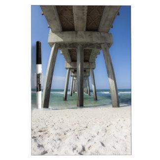 Panama City Beach Pier Dry Erase Board
