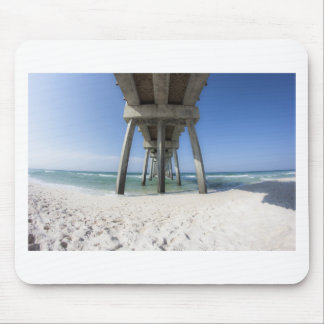 Panama City Beach Pier Mouse Pad